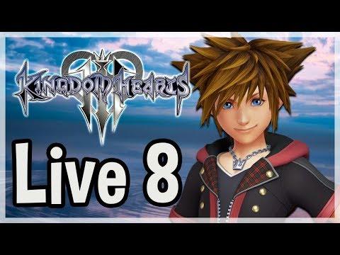 Objectif 100% - Live 8/8 - Kingdom Hearts 3