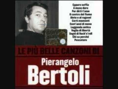 Pierangelo Bertoli-Eppure soffia.
