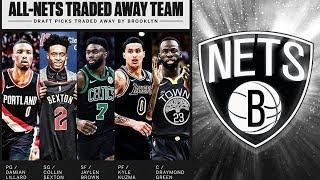 All- Brooklyn Nets Draft Pick Traded Away Rebuild Challenge!