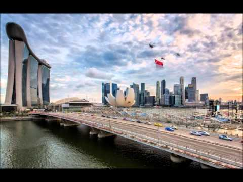 军乐《前进吧,美丽的新加坡》Onward, Beautiful Singapore