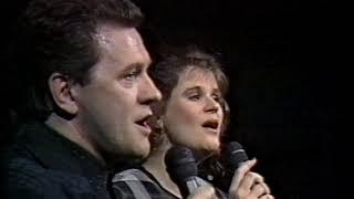 Benny Andersson, Tommy Körberg & Karin Glenmark - Efter Regnet (Globen 1989)