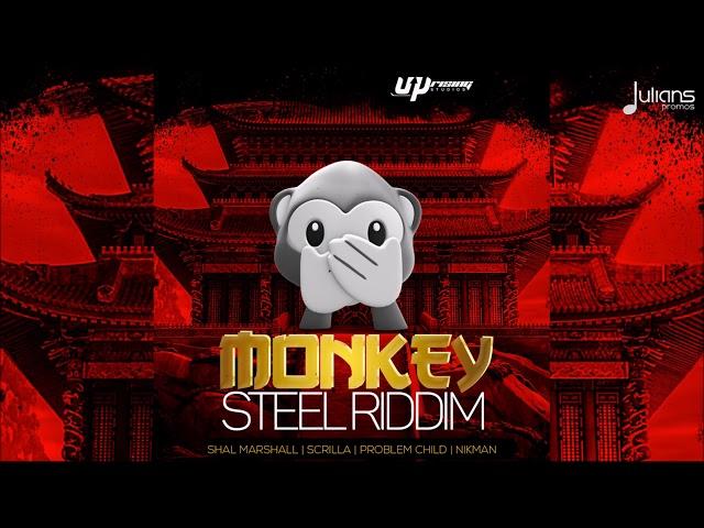 Scrilla - De Baddest (Monkey Steel Riddim)