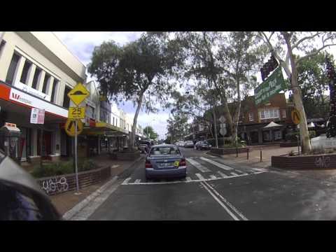 Lane Cove Sunday afternoon cruising, Sydney Australia