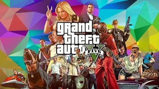 Repeat youtube video Grand Theft Auto [GTA] V- Wanted Level Theme 7 Extended(No Happy Endings) Custom Mix