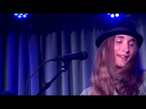 Sawyer Fredericks performs Forever Wrong May 25, 2018 Caffe Lena