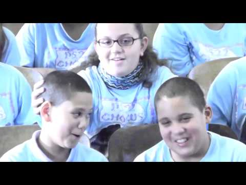 "PS22 Chorus ""Sisters And Brothers"" (Free To Be... You And Me)"