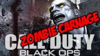 Black Ops: Zombie Ascension Easter Egg Song + Quad comm Part 6