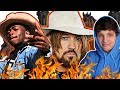 ИХ-ХА! Lil Nas X - Old Town Road ft. Billy Ray Cyrus РЕАКЦИЯ