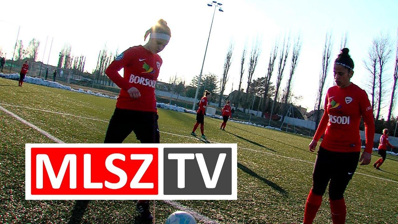 Újpest FC - DVTK | 0-12 | JET-SOL Liga | 12. forduló | MLSZTV
