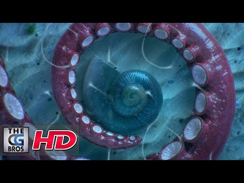"CGI 3D Animated Short: ""Spirals""  - by Paul Golter"