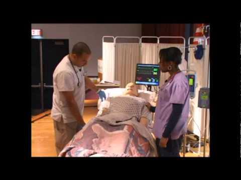 Critical Care Simulation