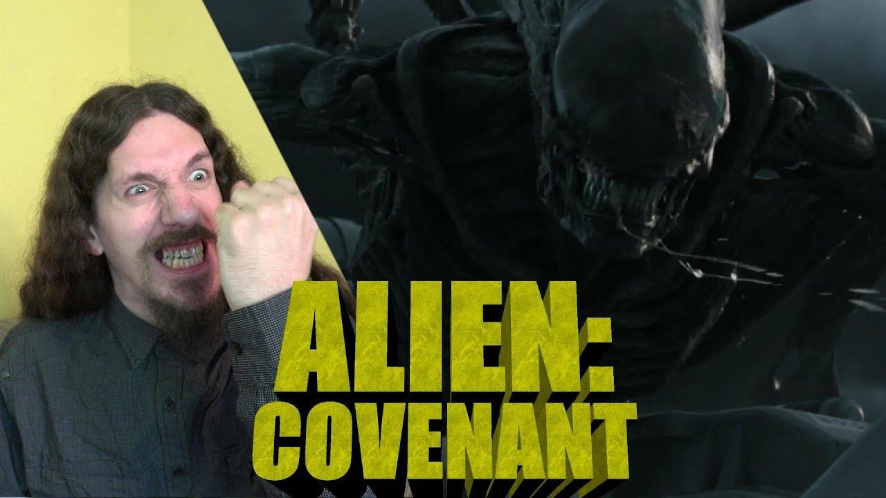 Alien Covenant Amazon