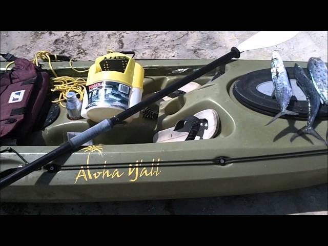 Hobie vs. Future Beach Kayak