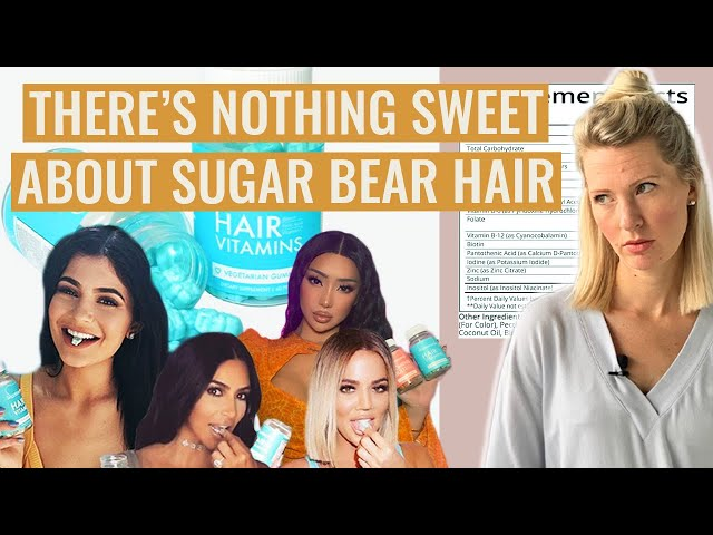 The Truth About Sugar Bear Hair (PS: The Kardashians are Lying to You...)