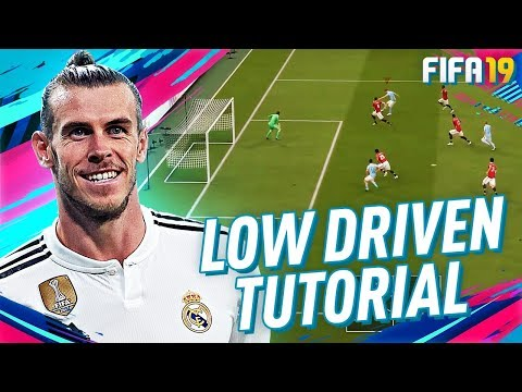How to still do the Low-Driven shot in FIFA 19 - Futhead How To