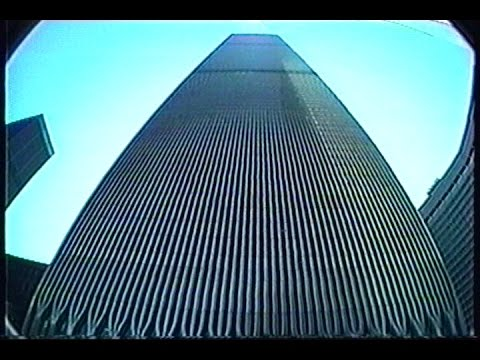 My Visit To The World Trade Center Towers In 1998
