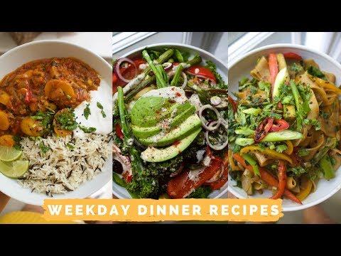 Seasonal Weekday Recipes // Simple + Delicious SNACK FLICKS