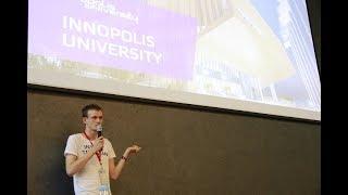 Open talk с сооснователем криптовалюты и блокчейн-платформы Ethereum Виталиком Бутериным