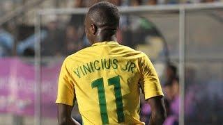 Brazil U17 Against Colombia U17 Campeonato Sudamericano Sub-17 - Ch...