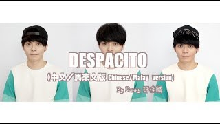 DESPACITO(中文/馬來文版 Chinese/Malay Version) Cover by Danny 許佳麟 Mp3