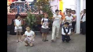 Múa Xuân và tuổi trẻ
