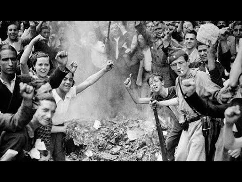 GUERRA CIVIL ESPAÑOLA 2 (REVOLUCION Y CONTRARREVOLUCION)