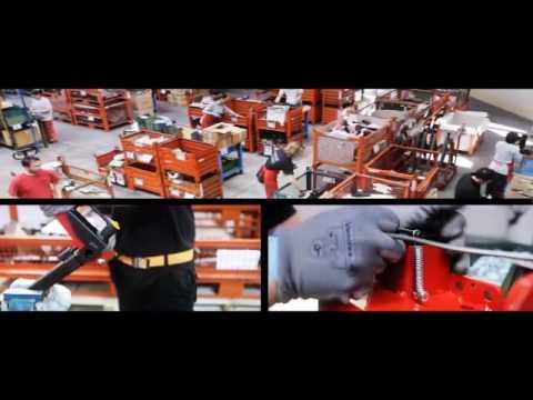 Butler prehliadka fabriky v Rolo (ITA)