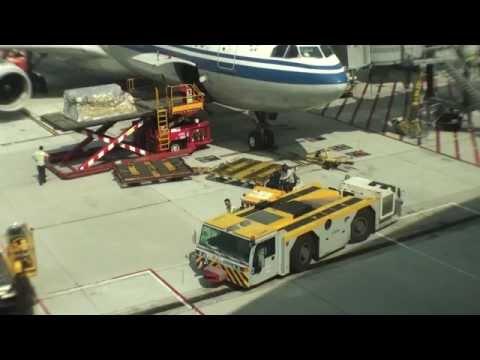 Hong Kong Airport: waiting for flight back home: Perth, Western Australia
