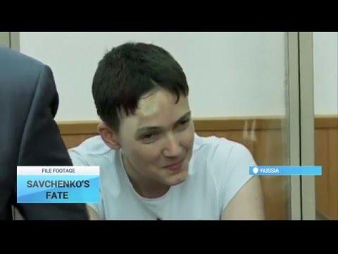 Savchenko Fate: Poroshenko calls Putin to facilitate release of Ukrainian pilot