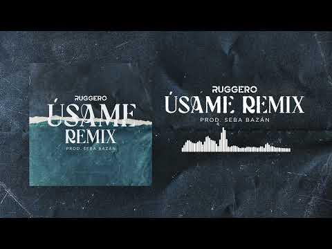 BAZAN feat  RUGGERO   Usame Remix Visualizer indir