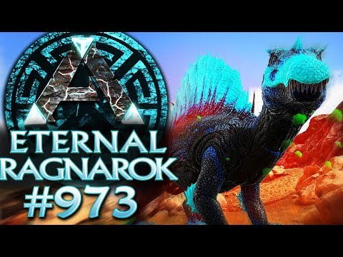 ARK #973 Eternal Ragnarok PRIME SPINO zähmen ARK Deutsch / German / Gameplay