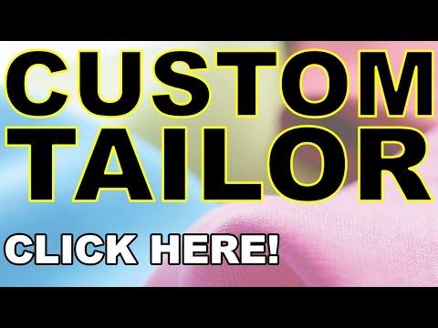 Custom Tailor Seattle Washington Custom Tailor