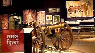 BBC Hindi: Tipu Sultan's sword auctioned for 21 crore