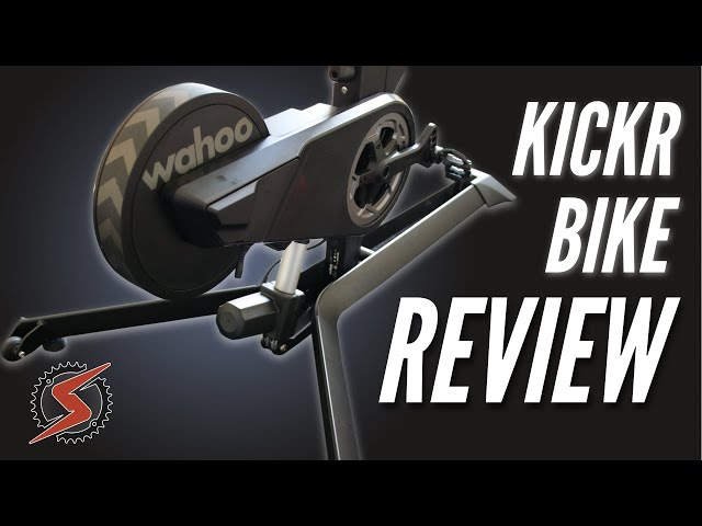Wahoo KICKR Indoor Smart Bike Review