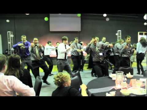 Flash Mob Dance The Rude Wedding Reception Youtube