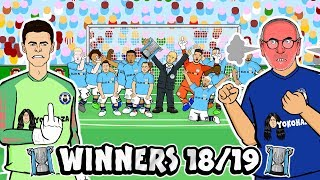 Download Video 🏆3-4! PENALTY SHOOTOUT!🏆 Kepa & Sarri clash! Man City win the Carabao Cup! (Goals Highlights 2019) MP3 3GP MP4