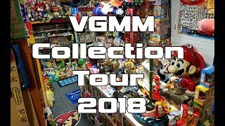 Video Game Memorabilia Museum Collection Tour 2018