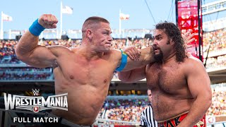 FULL MATCH - Rusev vs. John Cena - U.S. Title Match: WrestleMania 31