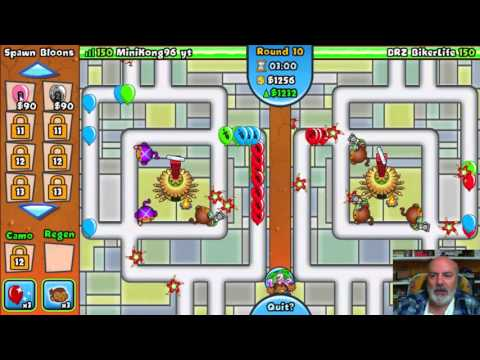MIX :: PLAY WITH FIRE :: R3 BANANZA :: DEFENSIVE MODE - BTD Battle Arenas ESPAÑOL