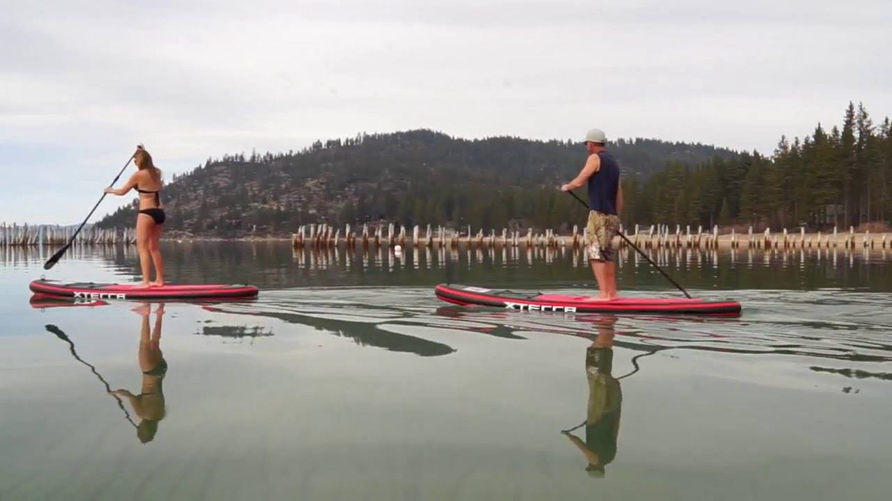 Xterra Paddle Boards >> Xterra Paddle Board Preview