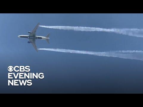 FAA investigating flight that dumped fuel over California schools
