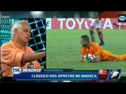 Flamengo e Vasco notícias Fox Sport Rádio