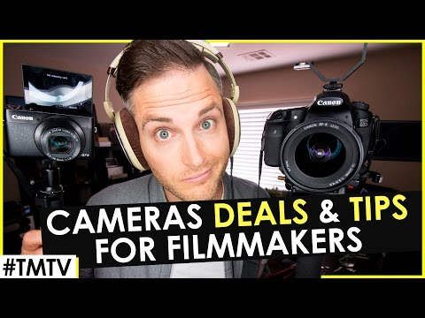 Where to Find Cheap Cameras, How to Promote a Short Film and Tips for Beginning Filmmakers