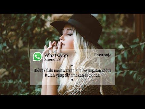 Tutorial Edit Buat Quotes WhatsApp