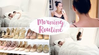 One of Chase Amie's most viewed videos: REALISTIC WORK MORNING ROUTINE!