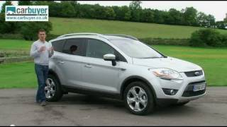 Ford Kuga review - CarBuyer