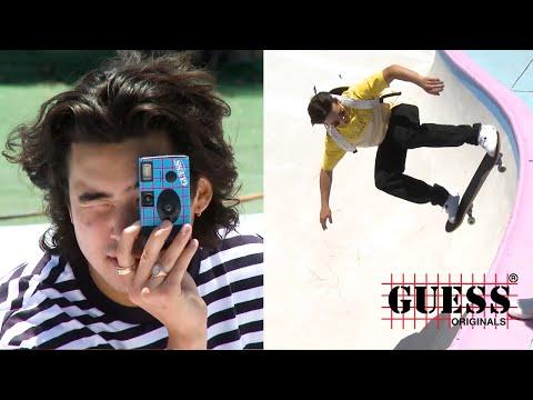 BTS GUESS Originals Summer '21 Campaign   #GUESSOriginals