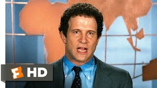 Broadcast News (2/5) Movie CLIP - Aaron Struggles on Air (1987) HD