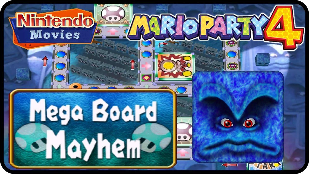 Mario Party 4 - Mega Board Mayhem (Multiplayer)