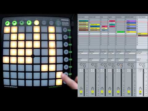 Ableton Launchpad Tutorial